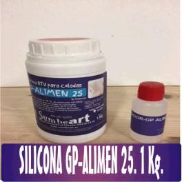 Silicona GP-ALIMEN 25