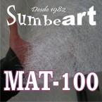 FIBRA DE VIDRIO MAT-100