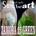 ZAMORA 25 GREEN EN PASTA
