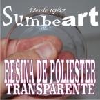 RESINA POLIESTER TRANSPARENTE OCL