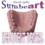 YESO DENTAL HEBODENT ROSA