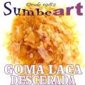 GOMA LACA DESCERADA