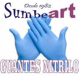 GUANTE NITRILO