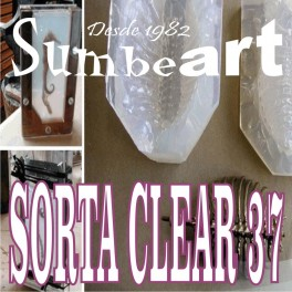 SILICONA SORTA CLEAR 37