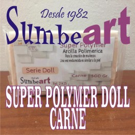 SUPER POLYMER DOLL