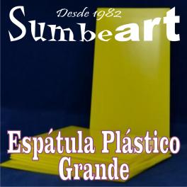 ESPATULA DE PLASTICO