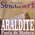 ARALDIT PASTA DE MADERA