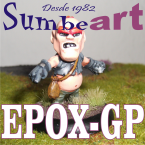 PASTA  EPOX-GP