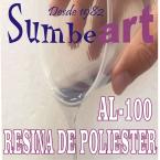 RESINA DE POLIESTER AL-100