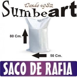 SACO DE RAFIA