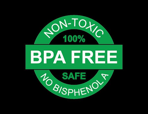 NO TOXIC BPA FREE