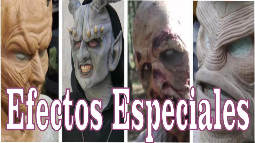 PRODUCTOS PARA EFECTOS ESPECIALES FX