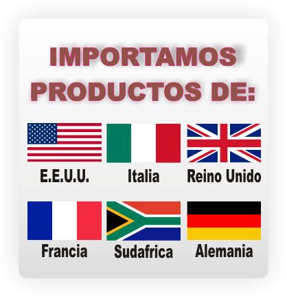 Importación de Productos.