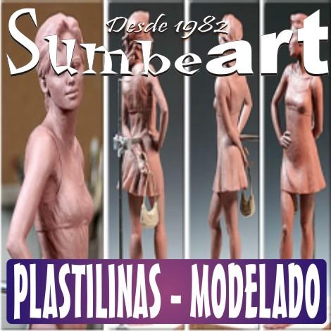 CATEGORIA: PLASTILINAS Y MODELADOS