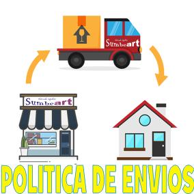 POLITICA DE ENVIOS