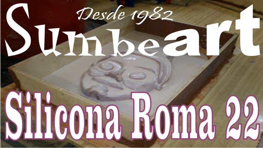 SILICONA ROMA 22
