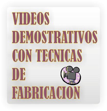 Sección de Videos.